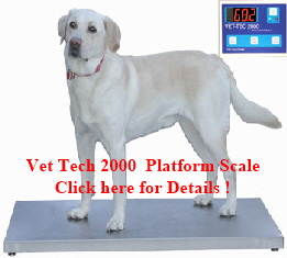 Vet Tech 2000 The Perfect Scale for your Practice
